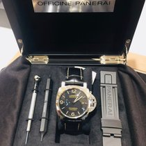 Panerai Luminor Marina 1950 3 Days Automatic Steel 44mm Black Arabic numerals United States of America, Iowa, Des Moines