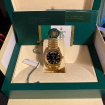 Rolex Day-Date 40 Yellow gold 40mm Black United States of America, Florida, Wellington