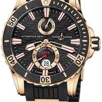 Ulysse Nardin Diver Chronometer 266-10-3/92 pre-owned