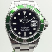 Rolex Submariner Date new 2008 Automatic Watch with original box and original papers 16610LV