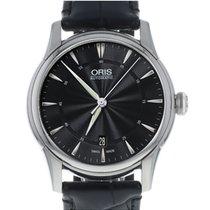 Oris Artelier Date 01 733 7670 4054-071 21 74 FC new