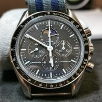 Omega Speedmaster Professional Moonwatch Moonphase 3576.50.00 2015 pre-owned