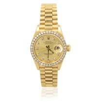 Rolex Lady-Datejust 69138 1989 pre-owned
