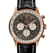 Breitling Navitimer 01 (46 MM) Yellow gold 46mm Black