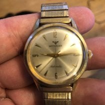 Wittnauer Gold/Steel 32mm Automatic pre-owned United States of America, Colorado, Colorado Springs