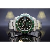 Rolex Submariner Date 116610LV 2012 usados