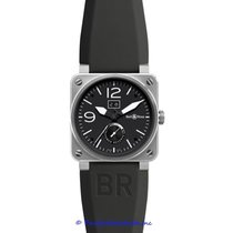 Bell & Ross BR 03-90 Grande Date et Reserve de Marche new Automatic Watch with original box and original papers BR 03-90