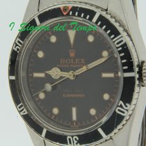Rolex 6538 Steel 1959 Submariner (No Date) pre-owned