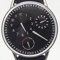 Ressence Type One Ruthenium 1r Serial 007 Complete Box And Papers