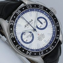 Alpina Alpiner Steel 44mm Silver