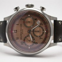 Baume & Mercier Baume  Moa10004 Capeland Copper Dial Stainless...