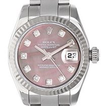 Rolex President 18k 179179 Mother of Pearl Diamond Dial