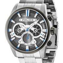 Police PL14834JSTU/61M Lansing Herren 50mm 5ATM