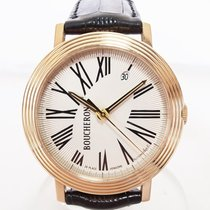 Boucheron Rose gold 38mm Automatic WA010304 pre-owned