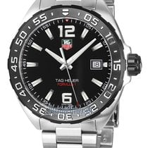 TAG Heuer Formula 1 Quartz Steel 41mm Black United States of America, New York, Airmont