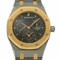 Audemars Piguet Royal Oak Dual Time 25730SA.01.078 Steel Gold...
