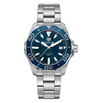 TAG Heuer WAY111C.BA0928 Steel Aquaracer 300M 40.5mm new