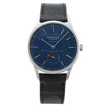 NOMOS Orion Neomatik 343 New Steel 38.5mm Automatic United Kingdom, London