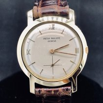 Patek Philippe Calatrava 18kt Yellow Gold, Manual Winding ...
