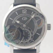 Greubel Forsey Platyna 43.5mm Manualny Tourbillon 24 Seconds nowość