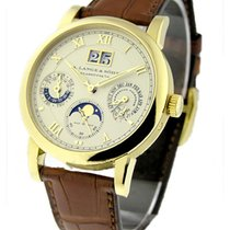 A. Lange & Söhne 310.021 Yellow gold Langematik Perpetual 38,5mm pre-owned