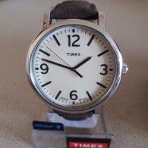 Timex Steel 42mm Quartz pre-owned