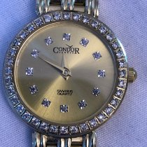 Condor Or/Acier Quartz C28DPMOP Model No. occasion