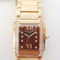 Patek Philippe Twenty~4 Rose gold 22mm Roman numerals United States of America, Massachusetts, Boston