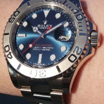 Rolex Yacht-Master 40 pre-owned 40mm Steel