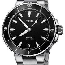 Oris Aquis Date 01 733 7731 4154-07 8 18 05P 2020 new