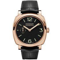 Panerai Radiomir 1940 3 Days new 42mm Red gold