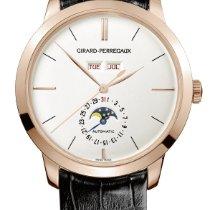 Girard Perregaux 1966 49535-52-151-bk6a new