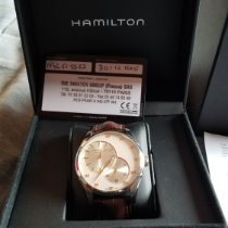 Hamilton Jazzmaster Regulator occasion 42mm Acier