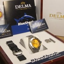 Delma Steel 46,00mm Automatic 93200500000 pre-owned