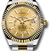 Rolex Gold/Steel 42mm Automatic 326933-0001 new United States of America, New York, Fresh Meadows
