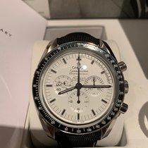 Omega 311.32.42.30.04.003 Aço 2016 Speedmaster Professional Moonwatch usado