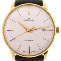 Junghans Steel 38mm Automatic 027/7312.00 new