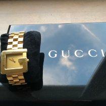 Gucci Жёлтое золото Кварцевые подержанные