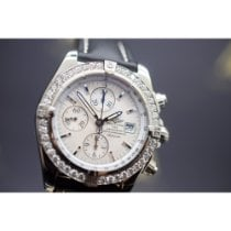 Breitling Chronomat Evolution Сталь 44mm Cеребро