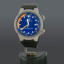 IWC Aquatimer Automatic Acero 42mm Azul España, Madrid