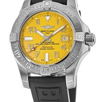 Breitling Avenger II Seawolf new Automatic Watch with original box A1733110/I519-152S