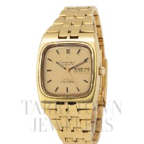 Omega Constellation Day-Date Yellow gold 33mm Champagne United States of America, New York, Hartsdale