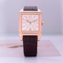 Jaeger-LeCoultre Reverso Squadra Lady Duetto Rose gold