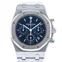Audemars Piguet Royal Oak Chronograph Steel 39mm Blue United States of America, Georgia, Atlanta