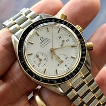 Omega Speedmaster Reduced Gold/Steel