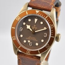 Tudor Black Bay Bronze Bronze 43mm Brown Arabic numerals United States of America, Ohio, Mason