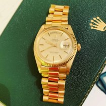 Rolex Day-Date 36 Oro giallo 36mm Oro Senza numeri Italia, Caserta