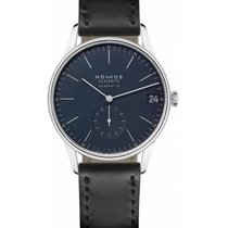 NOMOS Steel 41mm Automatic 363 new