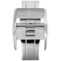 Bell & Ross Parts/Accessories bell-ross-steel-buckle-fd-i-011 new