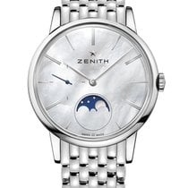 Zenith Elite Ultra Thin Steel 33mm Mother of pearl United States of America, Florida, Sunny Isles Beach